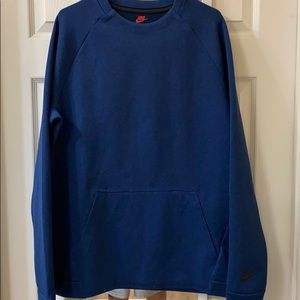 Nike tech Fleece Sweatshirt sz L